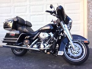 2007 HARLEY DAVIDSON ELECTRA GLIDE CLASSIC MOTORCYCLE