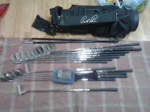 golf full set . negotiable