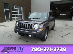 2015 Jeep Patriot AWD HIGH ALTITUDE Navigation (GPS),  Leather,