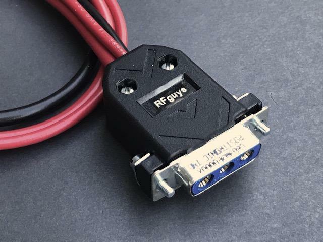 Motorola Micom Micom-2 Micom-3 / Mobat HF SSB Radio Power Cable