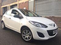 MAZDA2 2013 1.3 TS 5 door (a/c) 2 OWNERS, £30 ROAD TAX, BARGAIN