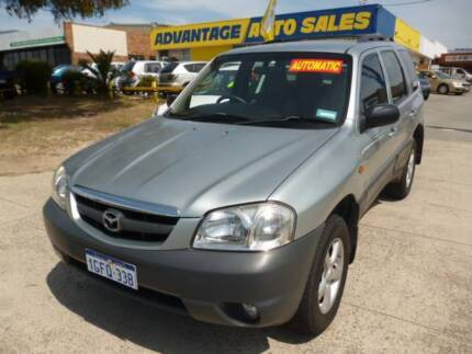 2004 Mazda Tribute Classic Traveler 3.0 Litre Automatic. Wangara Wanneroo Area Preview