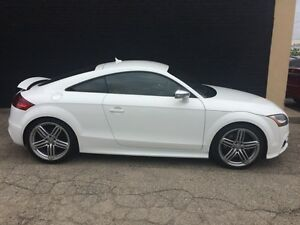 2011 Audi TTS 2.0T S 265hp  NEW PRICE $28999