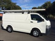 2007 Toyota Hiace TRH201R MY07 LWB 5 Speed Manual Van Clarence Gardens Mitcham Area Preview
