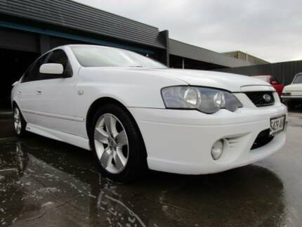 2006 Ford Falcon Sedan XR6