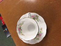 39 piece royal albert bone china tea set