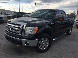 2009 Ford F-150 XLT - Extended Cab - 4x4