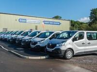 2015 65 RENAULT TRAFIC 1.6 LL29 BUSINESS PLUS DCI S/R P/V 1D 115 BHP DIESEL