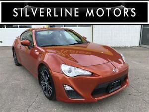 2015 Scion FR-S, 6SPD, NAVI, ALCANTARA, LOADED!