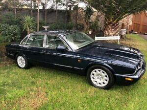 1999 Jaguar Sovereign 3.2 Blue 5 Speed Automatic Sedan Moorabbin Kingston Area Preview