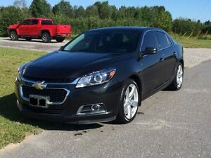 2015 Chevrolet Malibu LTZ - Short Term Lease Takeover