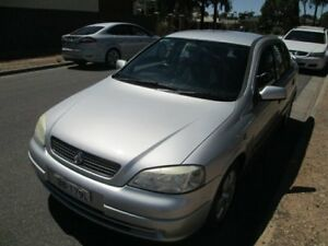 2002 Holden Astra TS CD Hatchback 5dr Auto 4sp 1.8i Silver Automatic Hatchback Salisbury Plain Salisbury Area Preview