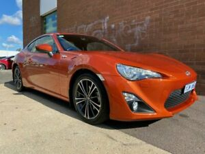2013 Toyota 86 ZN6 MY14 GTS Orange 6 Speed Manual Coupe Phillip Woden Valley Preview