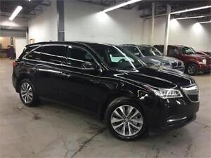 ACURA MDX TECH SH-AWD 2014 / NAVIGATION / CAMERA / DVD / FULL!!