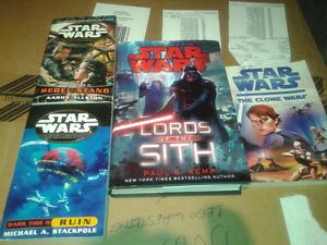 Star Wars Novels