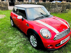 MINI Hatch 1.6 Cooper D 3dr£4,695 FSH,NEW TURBO,NEW MOT & TIRES! 2011 (61 reg), Hatchback