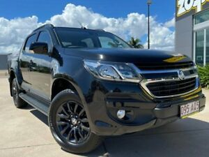 2019 Holden Colorado RG MY19 Z71 Pickup Crew Cab Black 6 Speed Sports Automatic Utility Garbutt Townsville City Preview