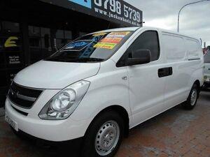 2012 Hyundai iLOAD TQ MY11 Crew White 5 Speed Automatic Van Croydon Burwood Area Preview