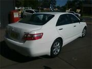 2007 Toyota Camry ACV40R Grande White 5 Speed Automatic Sedan Greenacre Bankstown Area Preview