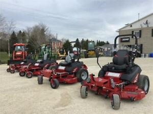 NEW Ferris Lawn Mowers IS700/ISX800