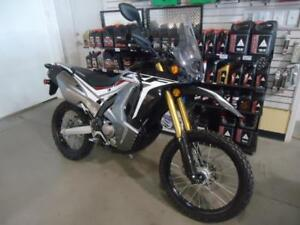 Honda Crf 250 Usager 2018