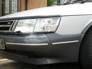 CHROME-BUMPER-TRIM-SAAB-900-classic-chrome-trim-bumper-aero-spg-turbo-inj-conver