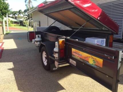 Deluxe Bayside Offroad Camper Trailer Elliott Heads Bundaberg City Preview