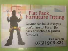 DIY Handyman & Flatpack Furniture Fitting