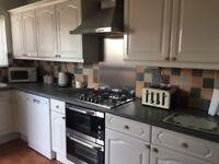 White Gloss Kitchen Units for sale