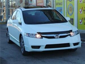2010 Honda Civic Sdn Sport#AUTO#SUNROOF#ALLOY