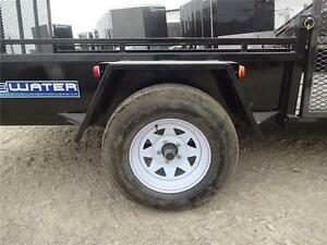 2016 ATV Trailer 80 x 12!! EASY LOADING FOR YOUR ATV- $47/MTH!! London Ontario image 4