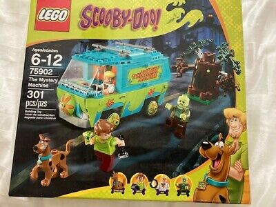 Lego Scooby-Doo The Mystery Machine (75902) NEW