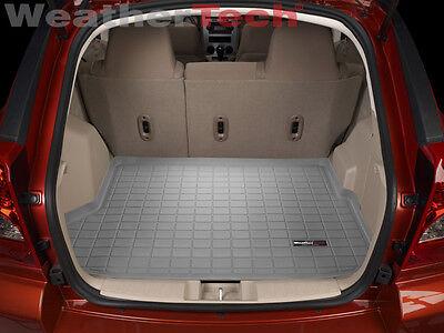 WeatherTech Cargo Liner Trunk Mat for Dodge Caliber - 2007-2012 - Grey ()