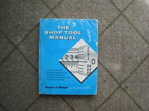 The Shop Tool Manual Brown & Sharpe