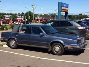 1990 Chrysler New Yorker Sedan Excellent Condition