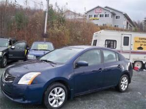 $39 weekly OAC 2011 Sentra new mvi! new winter tires! 104000 km!