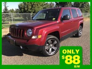 2016 Jeep Patriot High Altitude 4x4 **LEATHER-SUNROOF!!**