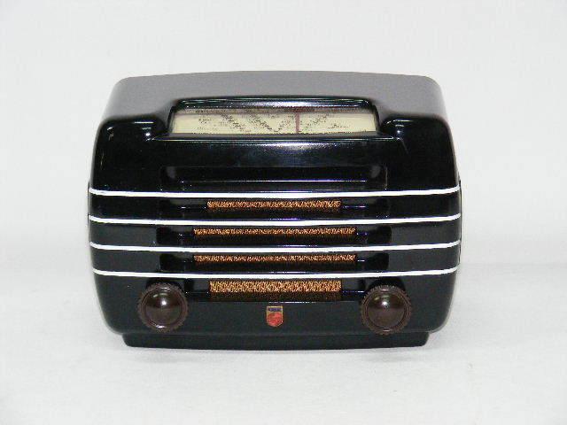 RADIO A VÁLVULAS PHILIPS BX-182U  (1948)