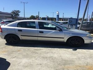 2001 Holden Astra TS SEDAN 1.8 AUTOMATIC Silver 5 Speed Manual Sedan Maddington Gosnells Area Preview