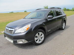 2011 Subaru Outback Limited AWD