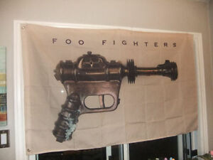 Foo Fighters Flag 3x5 - New