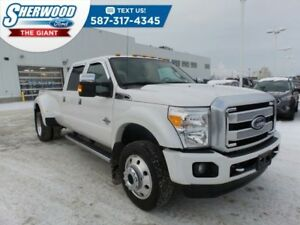 2016 Ford Super Duty F-450 DRW Platinum - Clean Carproof