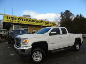 2015 GMC Sierra 2500HD  4x4 /Diesel/Back up Camera!!!