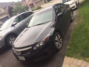 2012 Honda Accord EX-L w/Navi Coupe - Offers are welcome