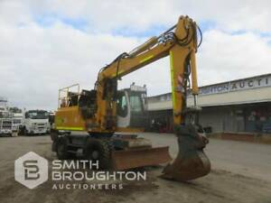 2012 LIEBHERR A924C MOBILE EXCAVATOR Midland Swan Area Preview
