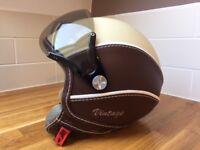 Nexx vintage style helmet