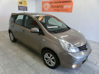 2009 Nissan Note 1.4 16v Acenta ***BUY FOR ONLY £19 PER WEEK***