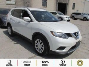 2015 Nissan Rogue S FWD 4dr S