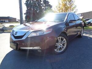 2009 Acura TL, MINT!! NO ACCIDENTS!! LOADED! 416-742-KING