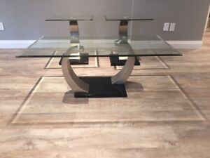 Modern coffee and end tables - Coaster